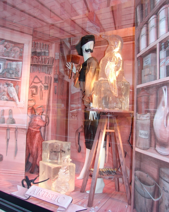 Store Window, New York City, 2007